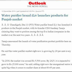 Publication outlook India